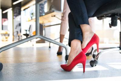 heels for work