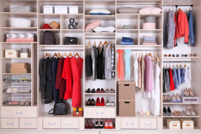 Style your wardrobe