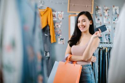 shop for clothes budget