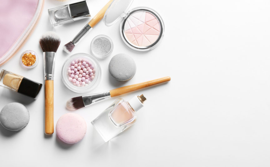 average woman spend on makeup