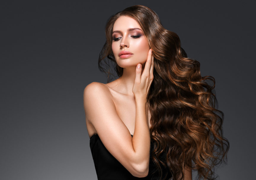 tricks with hair extensions