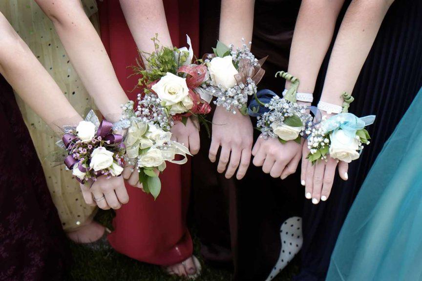 popular prom dress colors