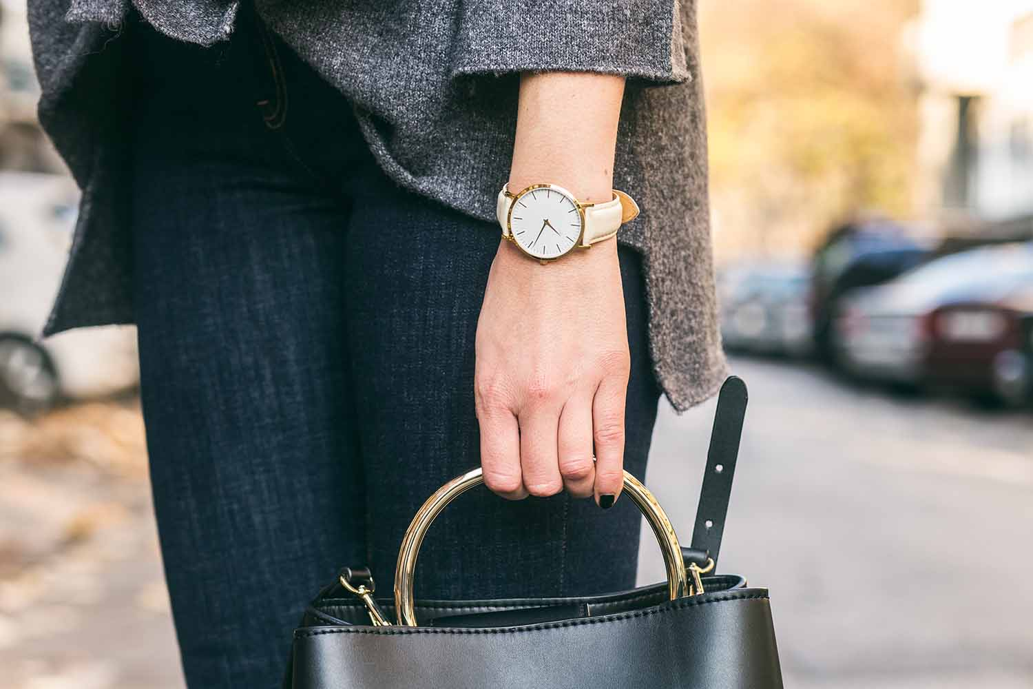 wear a watch for ladies