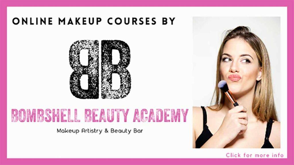 Online Makeup Courses - Bombshell Beauty Academy