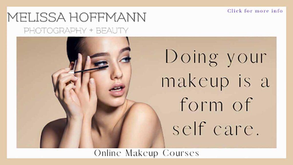 Online Makeup Courses - Melissa Hoffman