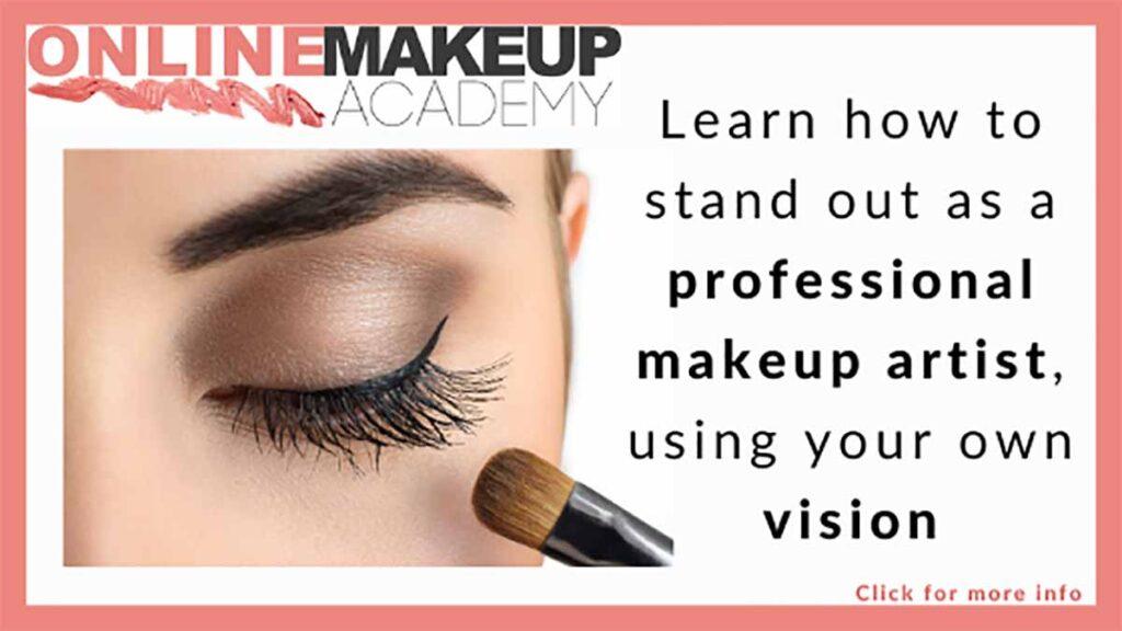 Online Makeup Courses - Online Makeup Academy