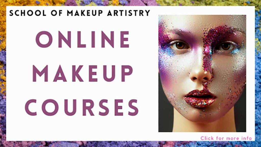 Online Makeup Courses - School of Makeup Artistry