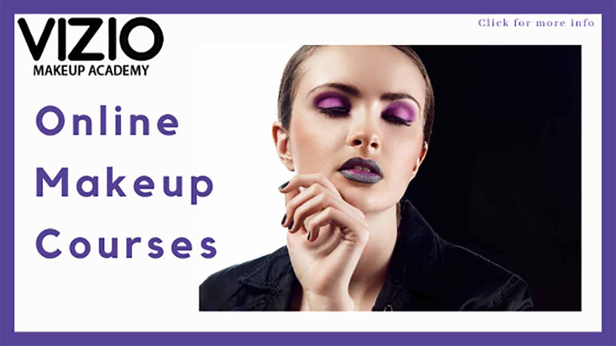 Online Makeup Courses - Vizio Makeup Academy