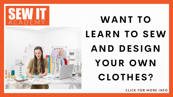 Online fashion design course - Sew It Academy's Courses