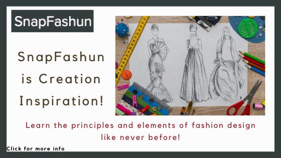 Online fashion design course - Snapfashun's Course