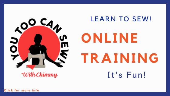 Online fashion design course - You Too Can Sew's Courses