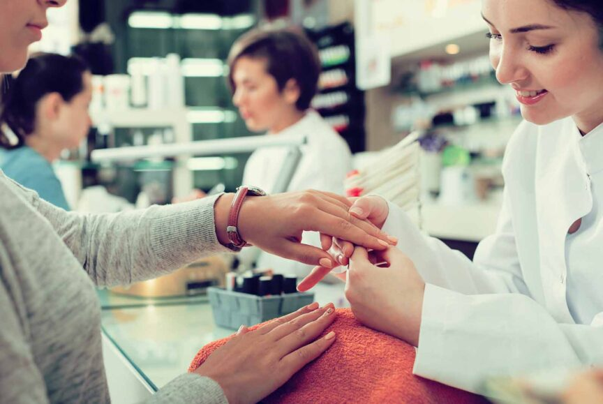 Certified Nail Technician Courses Online