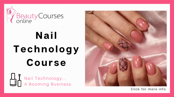 Certified Nail Technician Courses Online - Gel Polish Decorations Step by Step for Nail Artists