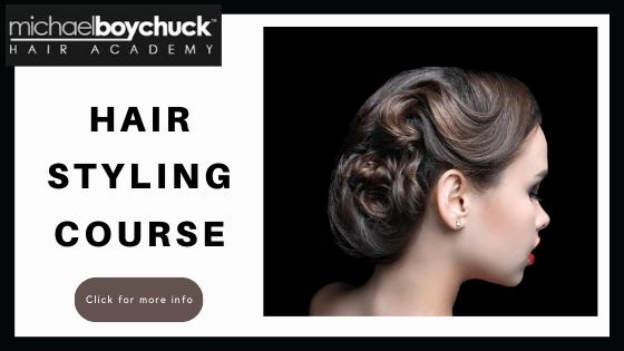 Hair Styling Courses Online - Michael Boychuck Hair Academy