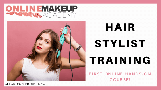 Hair Styling Courses Online - Onlinemakeupacademy.com Hair Stylist Training