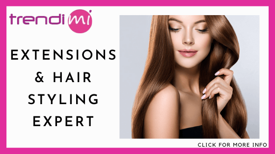 Hair Styling Courses Online - Trendimi.com Extension and Hairstyling Expert