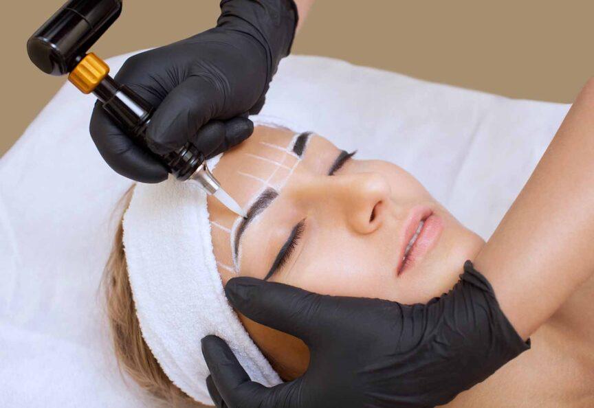 Microblading Eyebrows Last