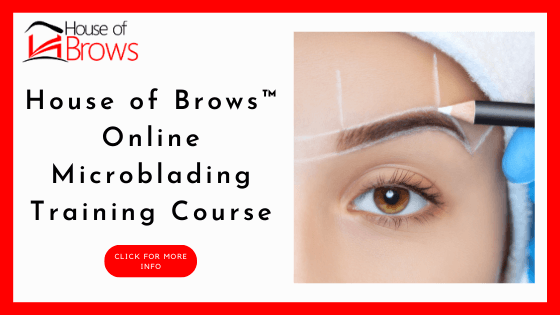 learn microblading online - House Of Brows Microblading Training Course