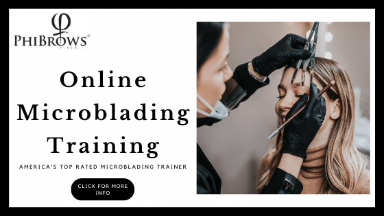 learn microblading online - PhiBrows Microblading Certification Course