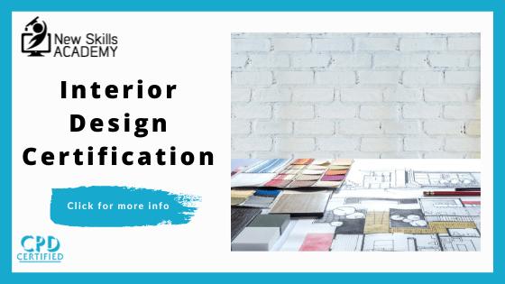 Interior Design Courses Online - Interior design Certification (New Skills Academy)
