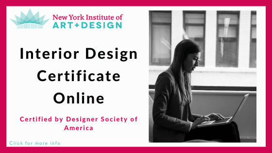 Interior Design Courses Online - Interior design Course and Certification (New York Institute of Art and Design, NYIAD)