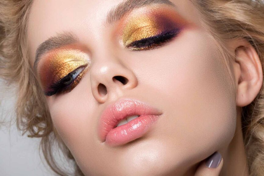 types of eyeshadow looks