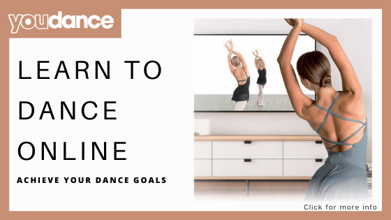 ballet course online - YouDance Helps You Learn on Your Own