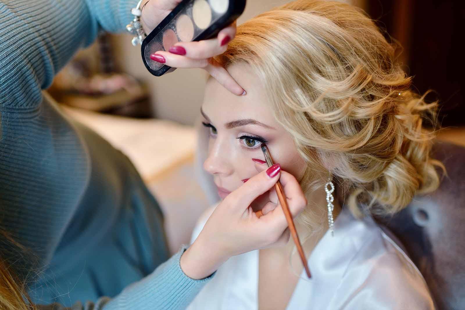 Steps of Bridal Makeup