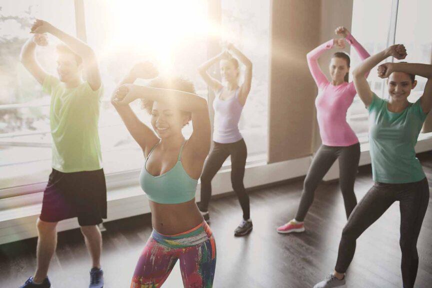 dance exercise videos