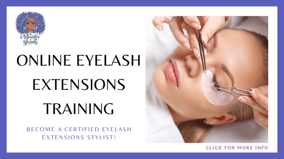 lash certified online course - Minister Of Beauty