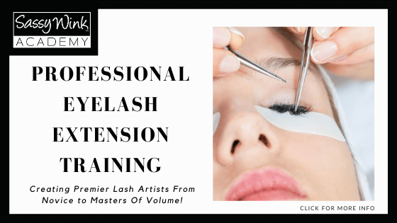 lash certified online course - Sassy Wink Academy