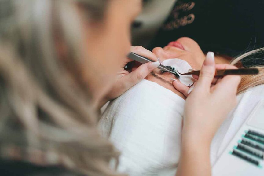 careers with lash certification