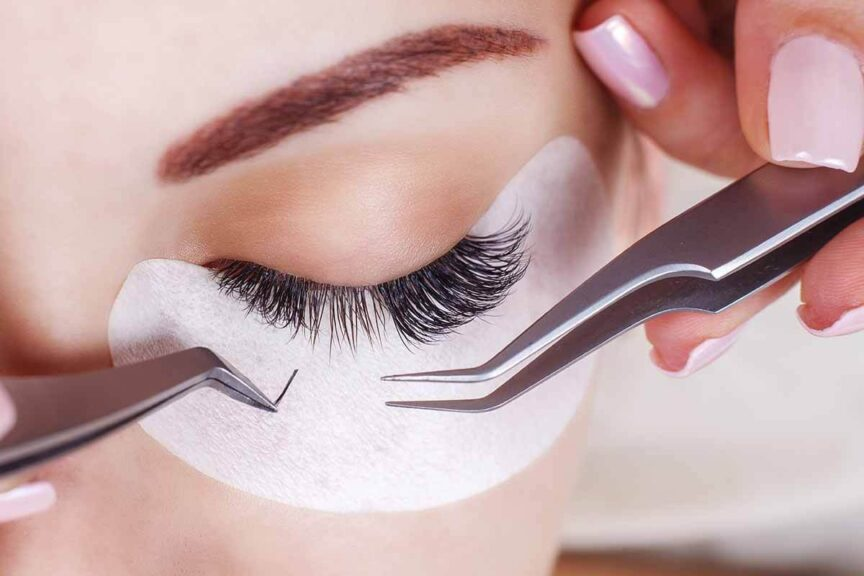 do lash extensions ruin your lashes