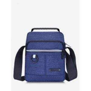 Casual Business Multi-function Zippers Shoulder Bag