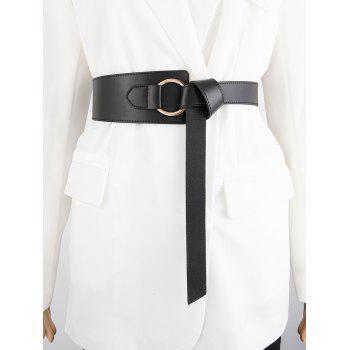 O Ring Asymmetrical Waist Belt