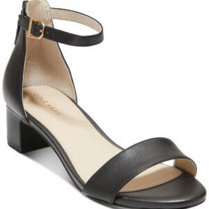 Cole Haan Women's Amber Block-Heel Sandals