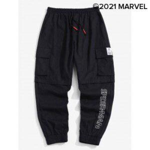 Marvel Spider-Man Cargo Pants